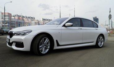 BMW 7 Series: Большая семерка