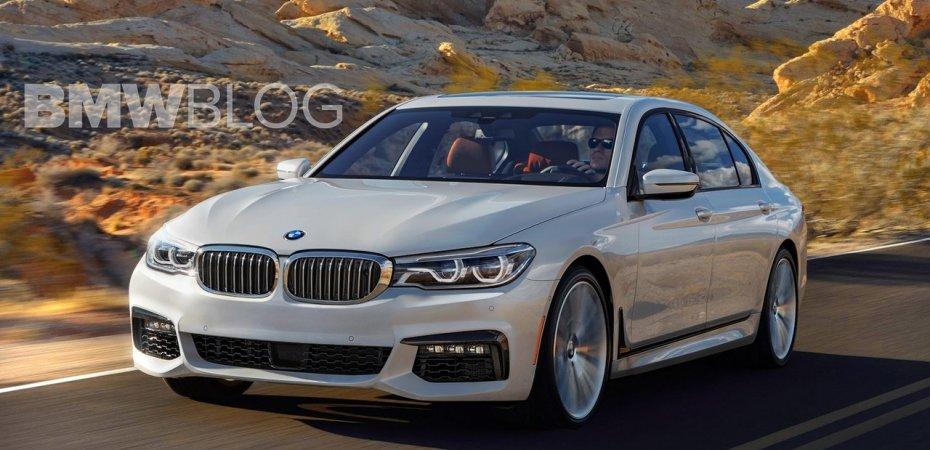 BMW 5, как он есть