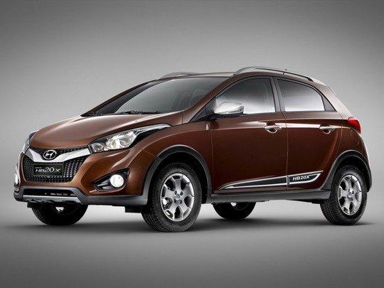 Бюджетный внедорожник от Hyundai и Kia