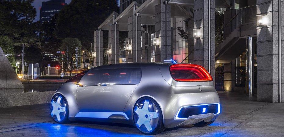 Конкурент BMW i от Mercedes