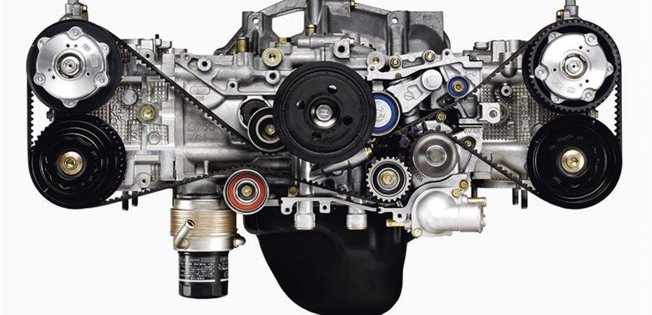 50 лет двигателю Subaru Boxer