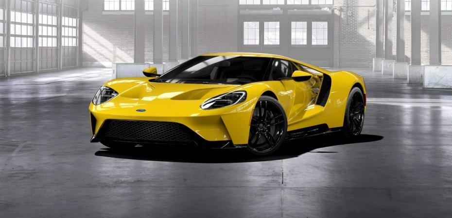 Новый Ford GT: кто будет первым?