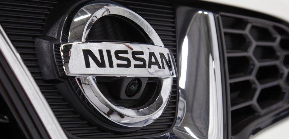 Nissan Murano с берегов Невы