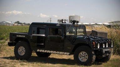 Hummer Тупака продан с молотка