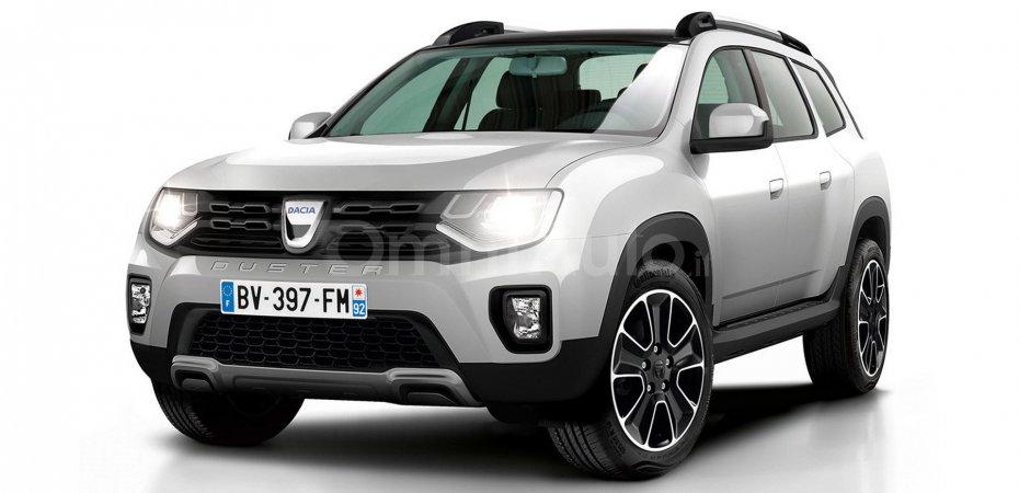 Новый Renault Duster 2017