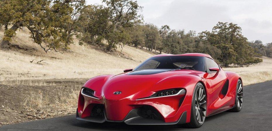 Toyota Supra скоро в продаже