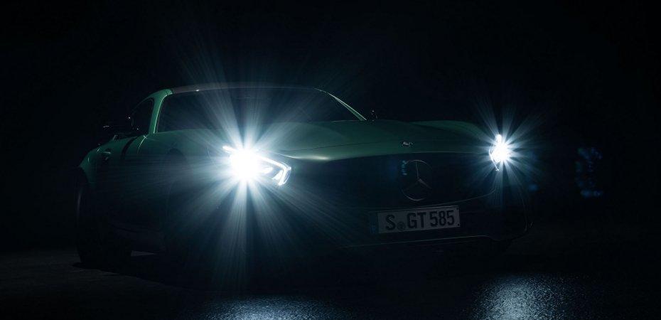 Mercedes-AMG показал GT R