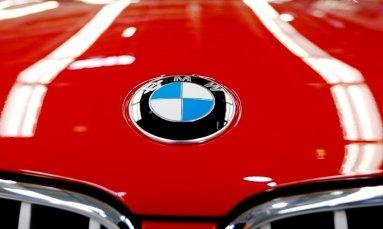 BMW пошла в рост