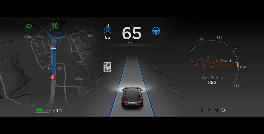 Автопилот Tesla убил человека