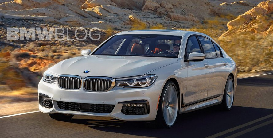 BMW 5 2017 покажут в Детройте