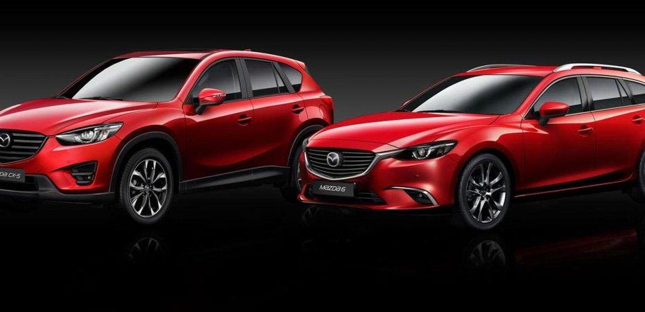 Mazda вводит турбину