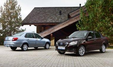 Datsun, собранный в России, едет в Ливан