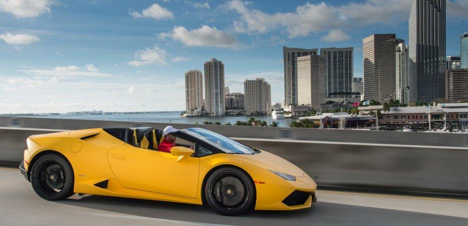 Lamborghini: продажи резко пошли в рост