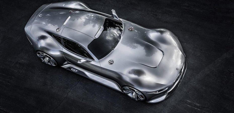 1300-сильный гиперкар Mercedes