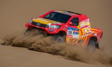 «Классовое» превосходство Toyota