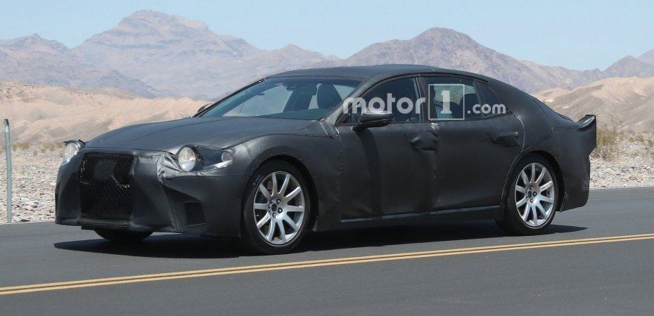 Lexus готовит новый LS