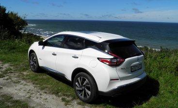 New Nissan Murano: К взлету готов!