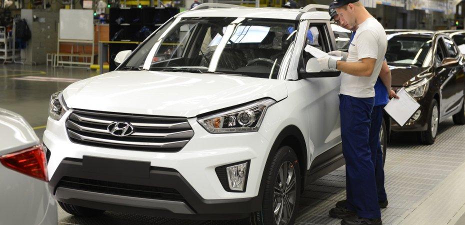 Hyundai Creta «встал на конвейер»