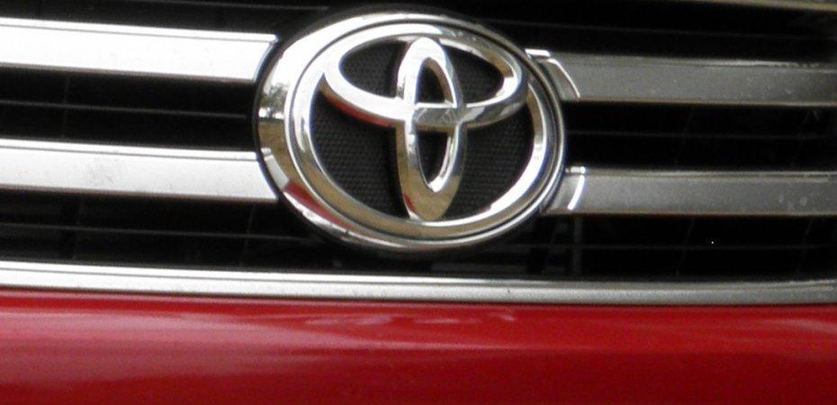 Toyota с дисконтом до 400 000 рублей