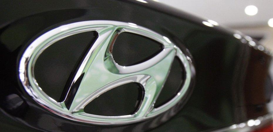 В России продано 600 000 Hyundai Solaris