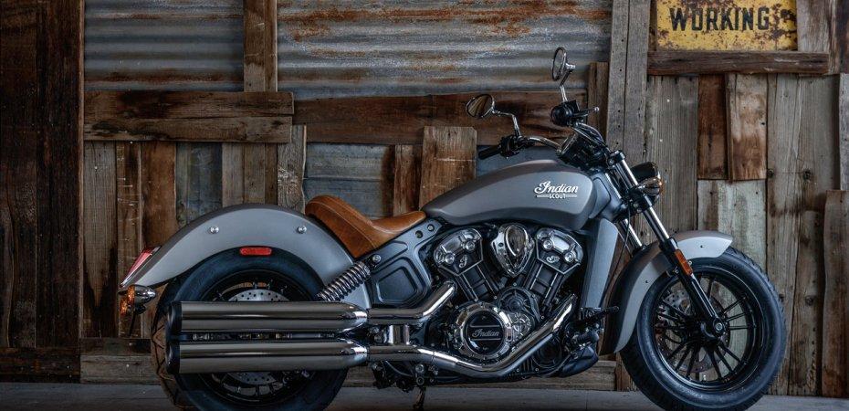 Мотоциклы Indian с дисконтом в 15%