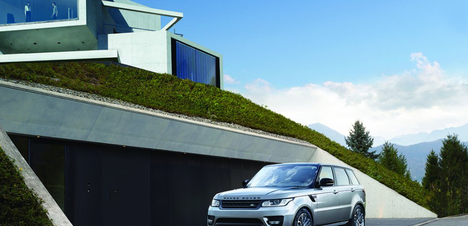 Range Rover представил Sport 2017