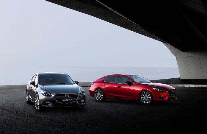 Новая Mazda3 от 1,25 млн