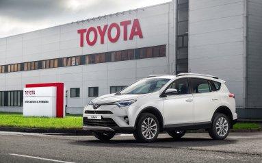 Toyota RAV4 «невского разлива»