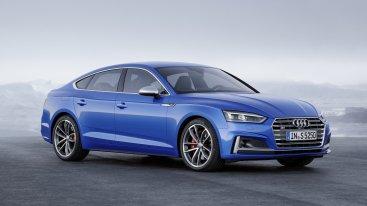 Audi A5 показали досрочно