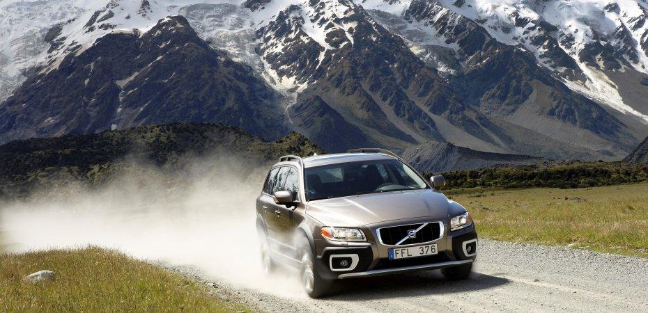 Новый Volvo V90 Cross Country - скоро