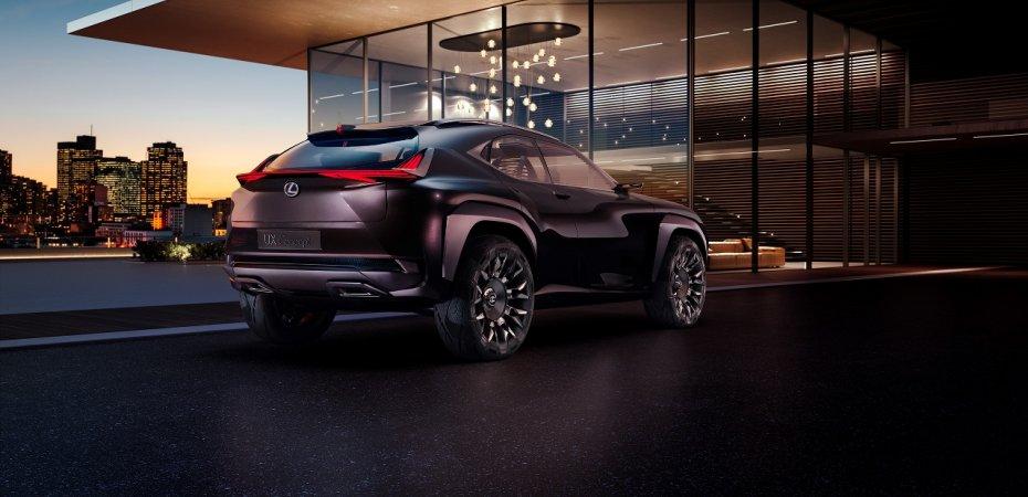 Lexus покажет UX