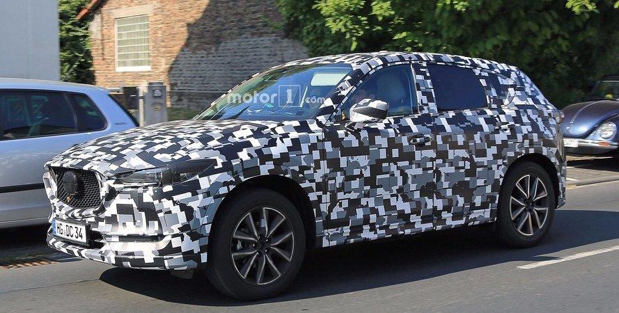 Mazda заканчивает CX-5