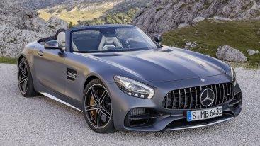 Премьера Mercedes-AMG GT Roadster