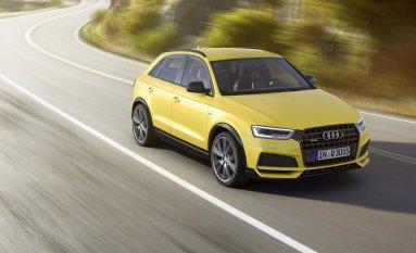 Новый облик Audi Q3