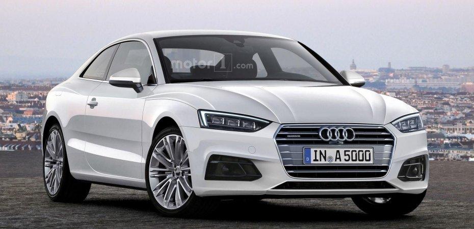 Озвучена цена Audi A5