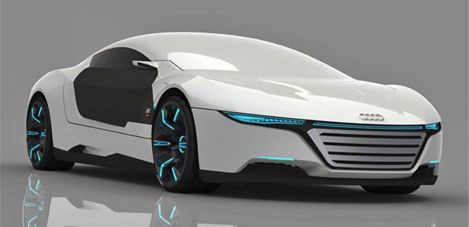 Новинки Audi в Париже