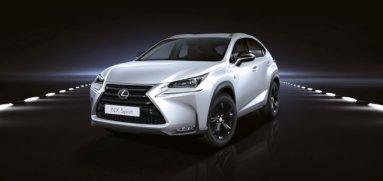 Новая версия Lexus NX 200