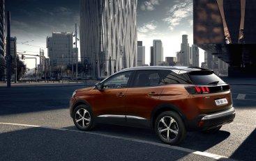 Peugeot провела краш-тест 3008