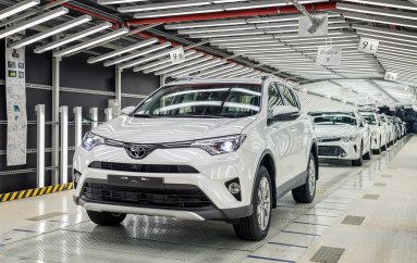 Toyota RAV4 в «разлив»
