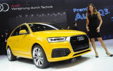 Цены на новый Audi Q3