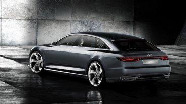 Audi A6 Avant скоро в продаже