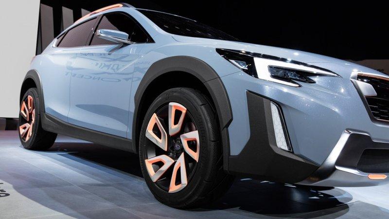 Новый Subaru XV - скоро