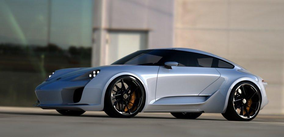 Новый Porsche 911?
