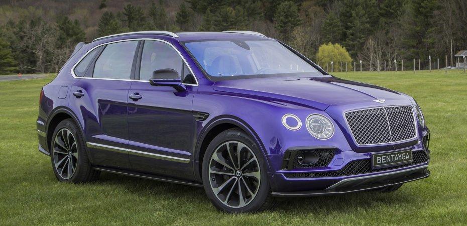Bentley готовит компактный кроссовер