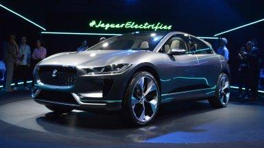 Jaguar I-Pace скоро в продаже