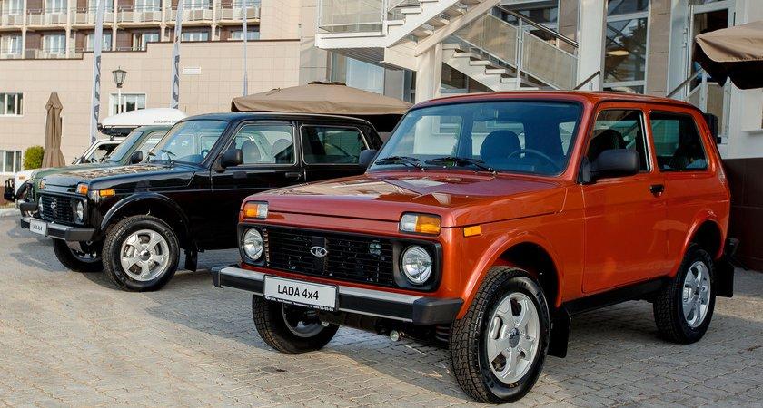 Особые версии Lada 4x4