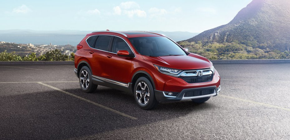 Новый Honda CR-V скоро в продаже