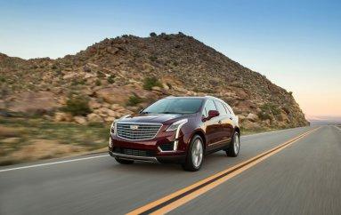 Cadillac XT5 оказался популярным