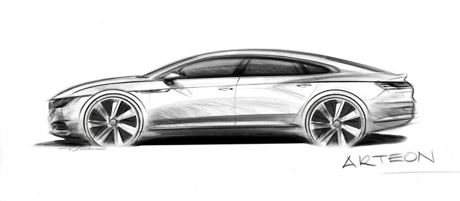 Новый Volkswagen Arteon