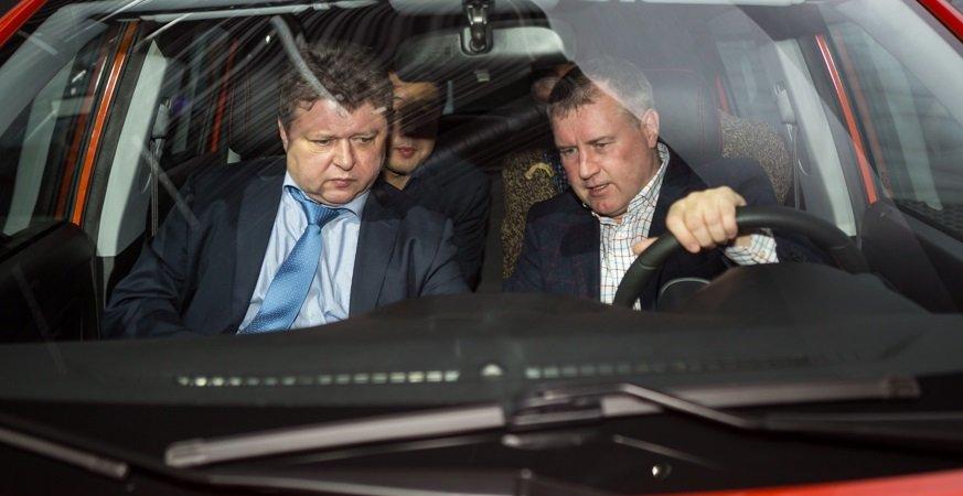 Chery Tiggo 5 и Tiggo 3 уже в России